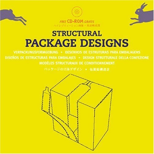 Structural Package Design by Haresh Pathak (Agile Rabbit Books)