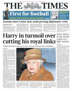 The Times - 13 January 2020
