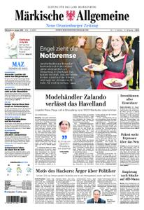 Neue Oranienburger Zeitung - 09. Januar 2019