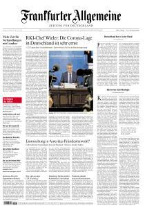 Frankfurter Allgemeine Zeitung - 23 Oktober 2020