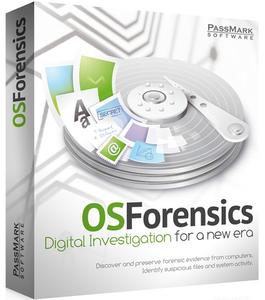 PassMark OSForensics Professional 7.0 Build 10016