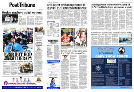 Post-Tribune – December 16, 2018