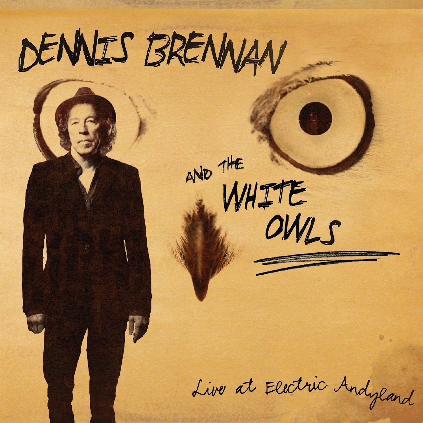 Dennis Brennan and The White Owls - Live at Electric Andyland (2019)