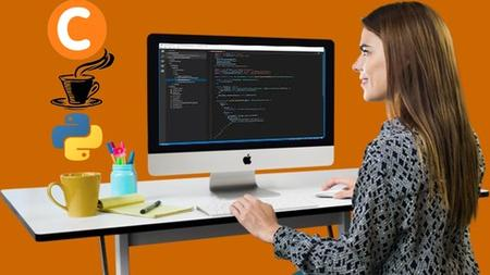 C, Java & Python crash course for absolute beginners in 2019