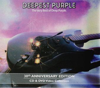 Deep Purple - Deepest Purple: The Very Best Of Deep Purple (1980) [2010, 30th Annyversary Edition]