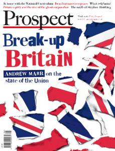 Prospect Magazine - Issue 296 - April 2021