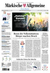Märkische Allgemeine Dosse Kurier - 26. August 2019