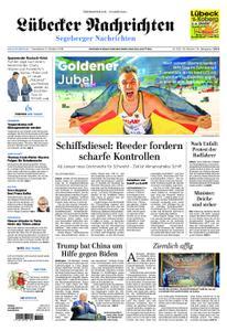 Lübecker Nachrichten Bad Segeberg - 05. Oktober 2019
