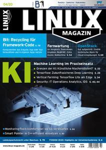 Linux-Magazin – März 2020