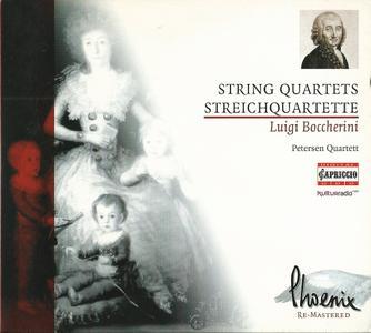 Petersen Quartett - Boccherini: String Quartets (2008)