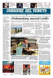 Corriere del Veneto Vicenza e Bassano – 06 luglio 2019