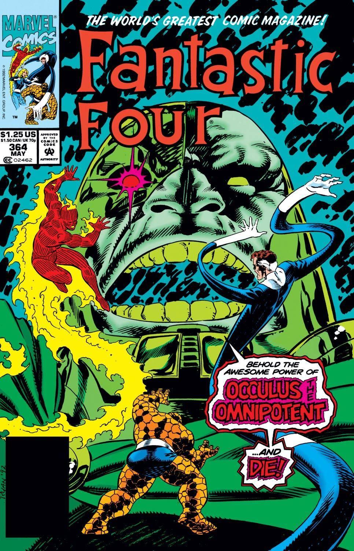 F4 1-645 [324709] Fantastic Four 364 1992 Digital AnPymGold - Empire