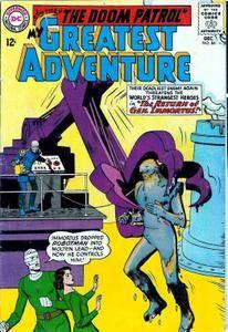 My Greatest Adventure 084-Doom Patrol