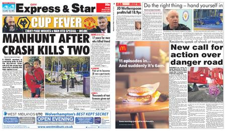 Express and Star City Edition – March 16, 2019