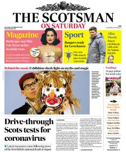 The Scotsman - 28 February 2020