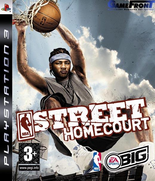 NBA Street Homecourt (PS3)