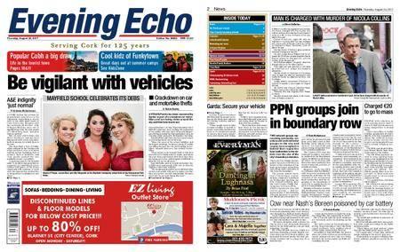 Evening Echo – August 24, 2017