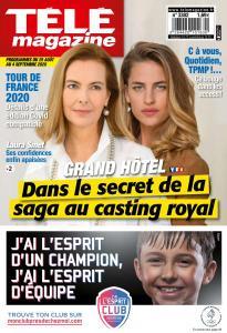 Télé Magazine - 29 Août 2020