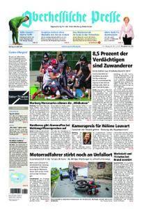Oberhessische Presse Marburg/Ostkreis - 30. April 2018