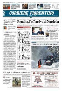 Corriere Fiorentino La Toscana - 25 Febbraio 2018
