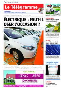 Le Télégramme Concarneau – 18 mai 2019