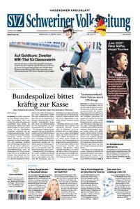 Schweriner Volkszeitung Hagenower Kreisblatt - 02. März 2020