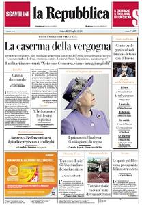 la Repubblica - 23 Luglio 2020