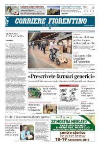 Corriere Fiorentino La Toscana - 16 Novembre 2017