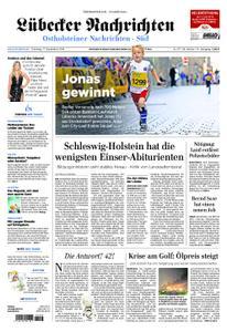 Lübecker Nachrichten Ostholstein Süd - 17. September 2019