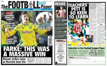 The Football League Paper – February 24, 2019