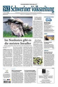 Schweriner Volkszeitung Hagenower Kreisblatt - 27. Dezember 2019