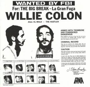 Willie Colon - The Big Break (1970) {Fania 4639509019-2 rel 2010}