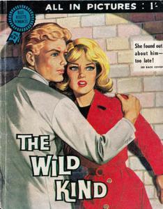 Blue Rosette Romances 063 - The Wild Kind (Mr Tweedy