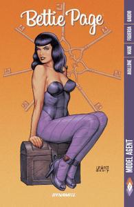 Dynamite-Bettie Page Vol 02 Model Agent 2018 Hybrid Comic eBook