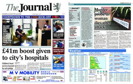 The Journal – August 05, 2019