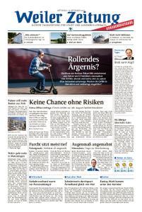 Weiler Zeitung - 18. September 2019