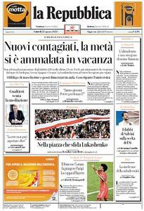 la Repubblica - 24 Agosto 2020