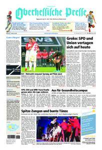Oberhessische Presse Hinterland - 05. Februar 2018