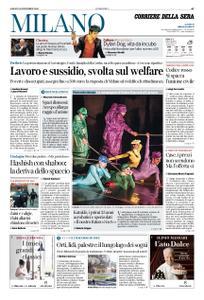 Corriere della Sera Milano – 28 dicembre 2019