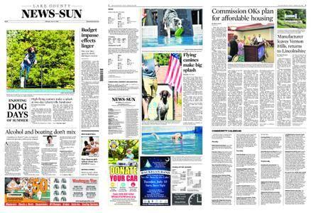 Lake County News-Sun – July 09, 2018
