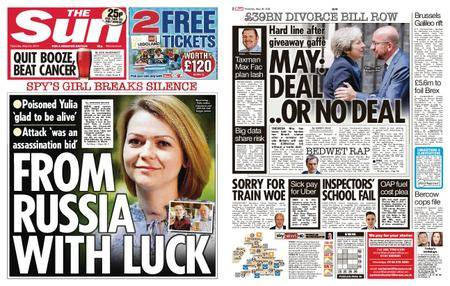 The Sun UK – 24 May 2018