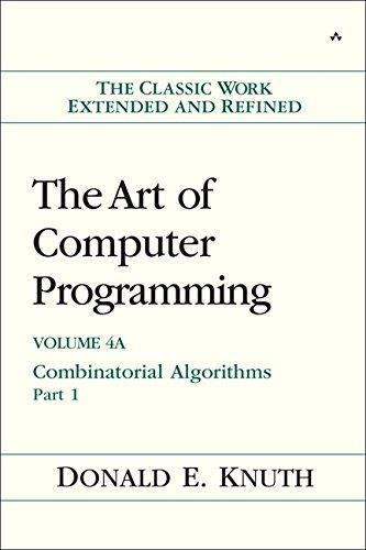 The art of computer programming. Volume 4A, Combinatorial algorithms, Part 1 (Repost)