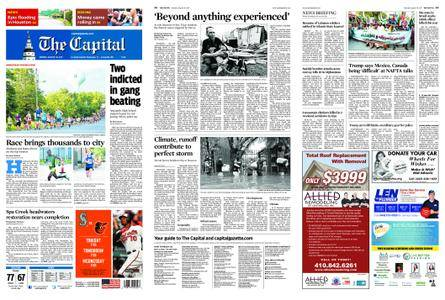 The Capital – August 28, 2017