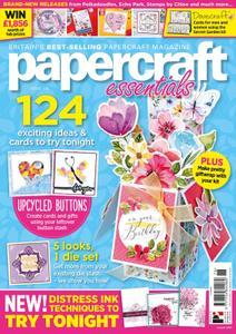 Papercraft Essentials – August 2019