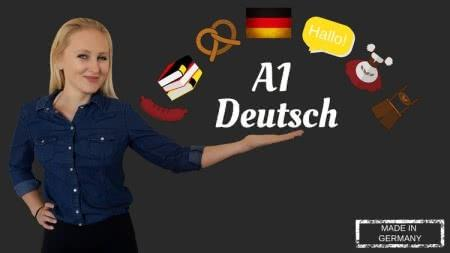 German Language A1 • Learn German For Beginners! (2018)