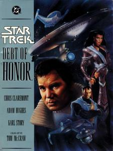 Star Trek Debt of Honor - 001 - (1992