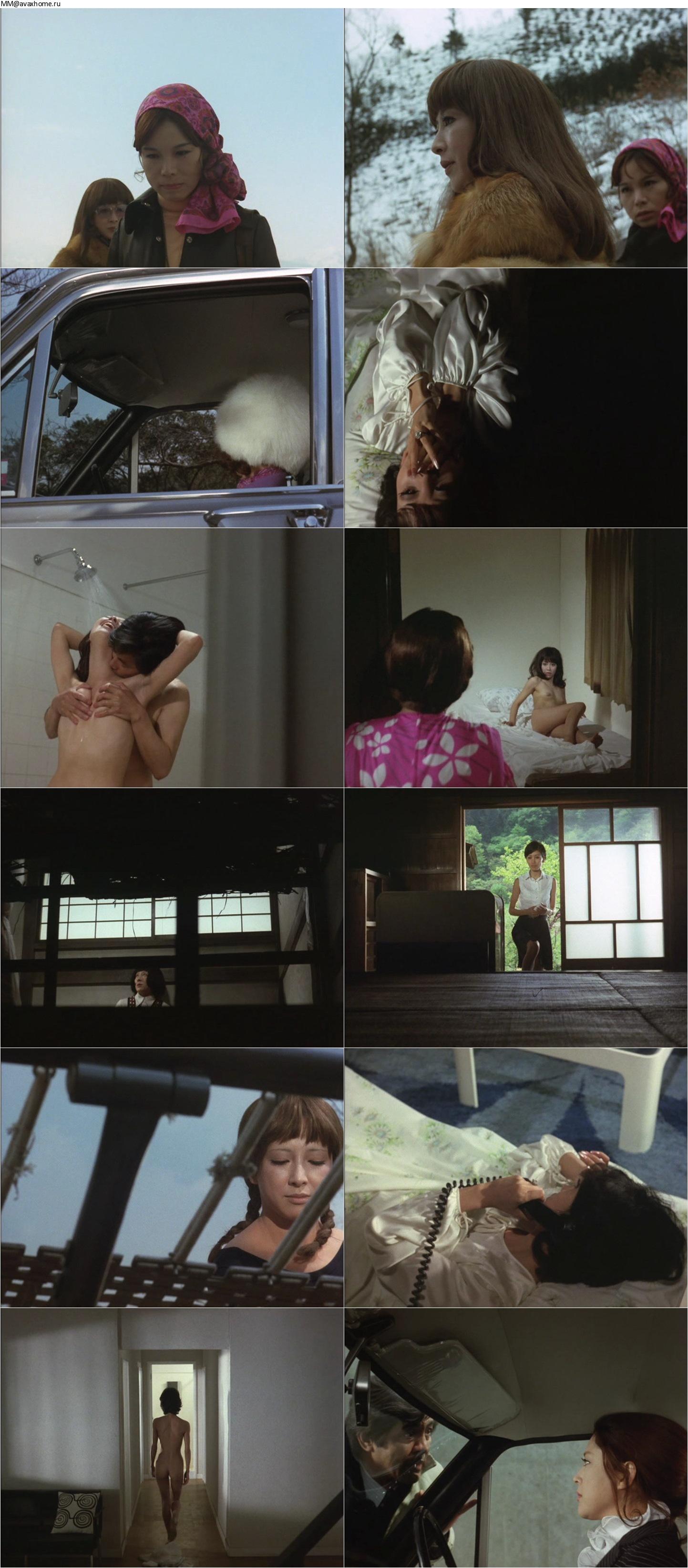 Confessions Among Actresses (1971) Kokuhakuteki joyûron