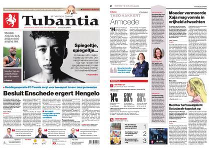 Tubantia - Enschede – 10 april 2019