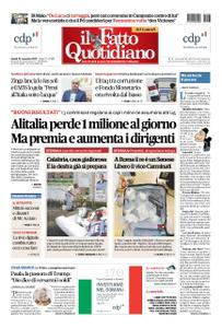 Il Fatto Quotidiano - 18 novembre 2019