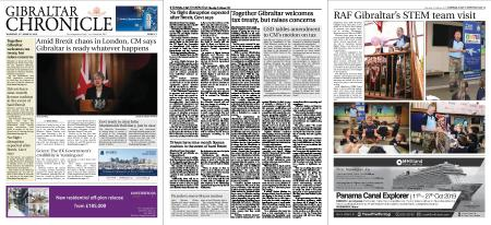 Gibraltar Chronicle – 21 March 2019